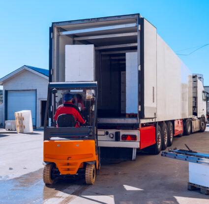 Pozemní nákladní doprava